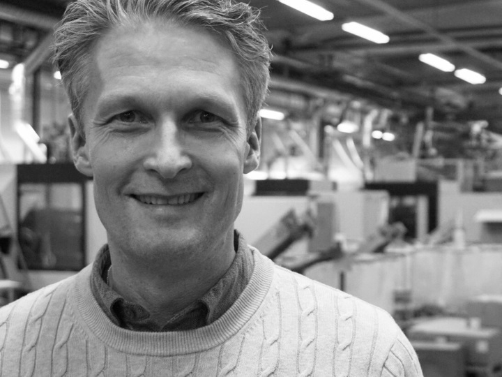 Niclas Forsström, Fristad Plast AB